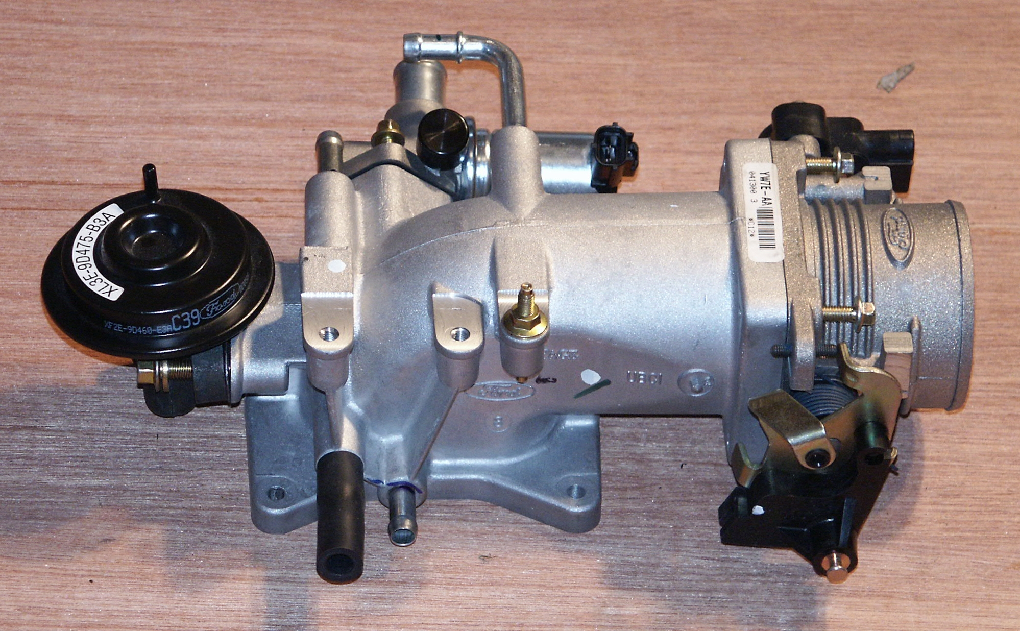 Pict besides Picture as well Maxresdefault furthermore C Ccba likewise Zzvjt. on ford egr valve location