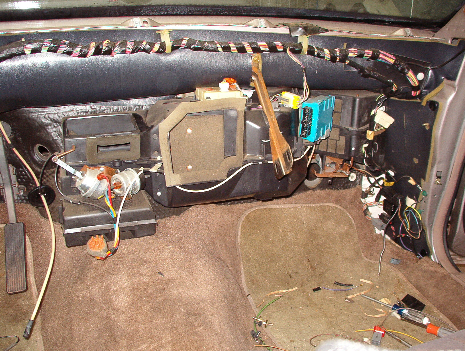 ford blower motor resistor pigtail replacement. Black Bedroom Furniture Sets. Home Design Ideas