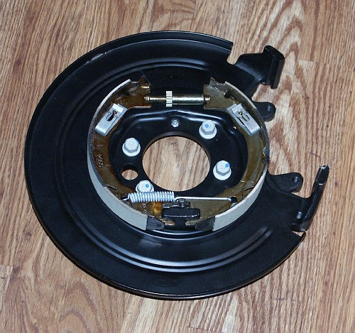 ebrake troubles   Steering  Suspension and Brakes   Crownvic