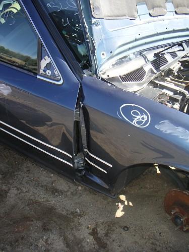 & Ford Crown Victoria Door Hinge Replacement