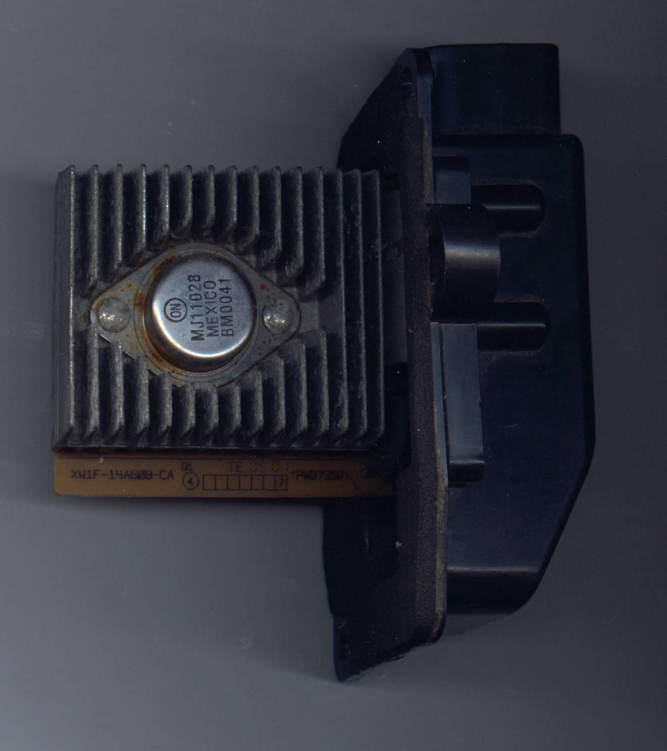 Blower Speed Controller : Lincoln mark vii archives blower motor resistorblower
