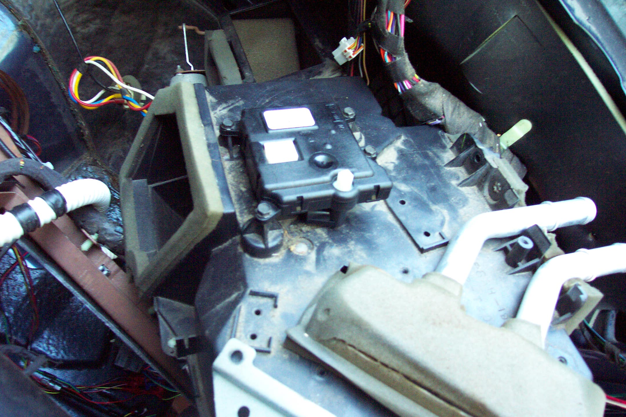 Ford C6 Transmission Identification Crown Victoria Heater Core Pictures