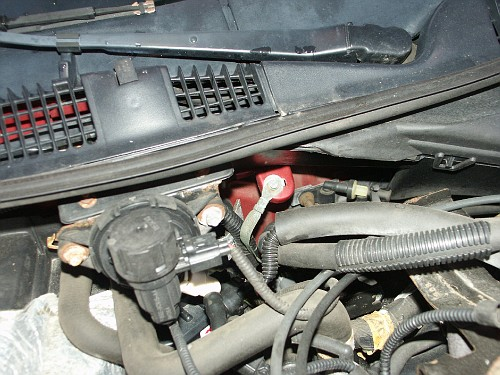 Ford Crown Victoria Intake Manifold Replacement Pictures