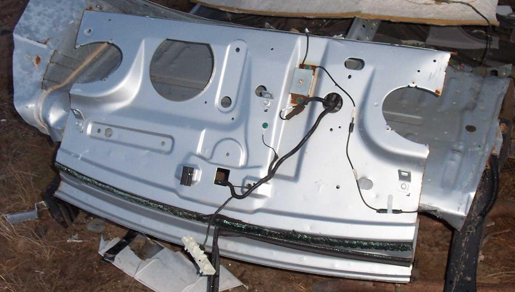 Ford Crown Victoria Stereo Amp Radio Installation Tidbits