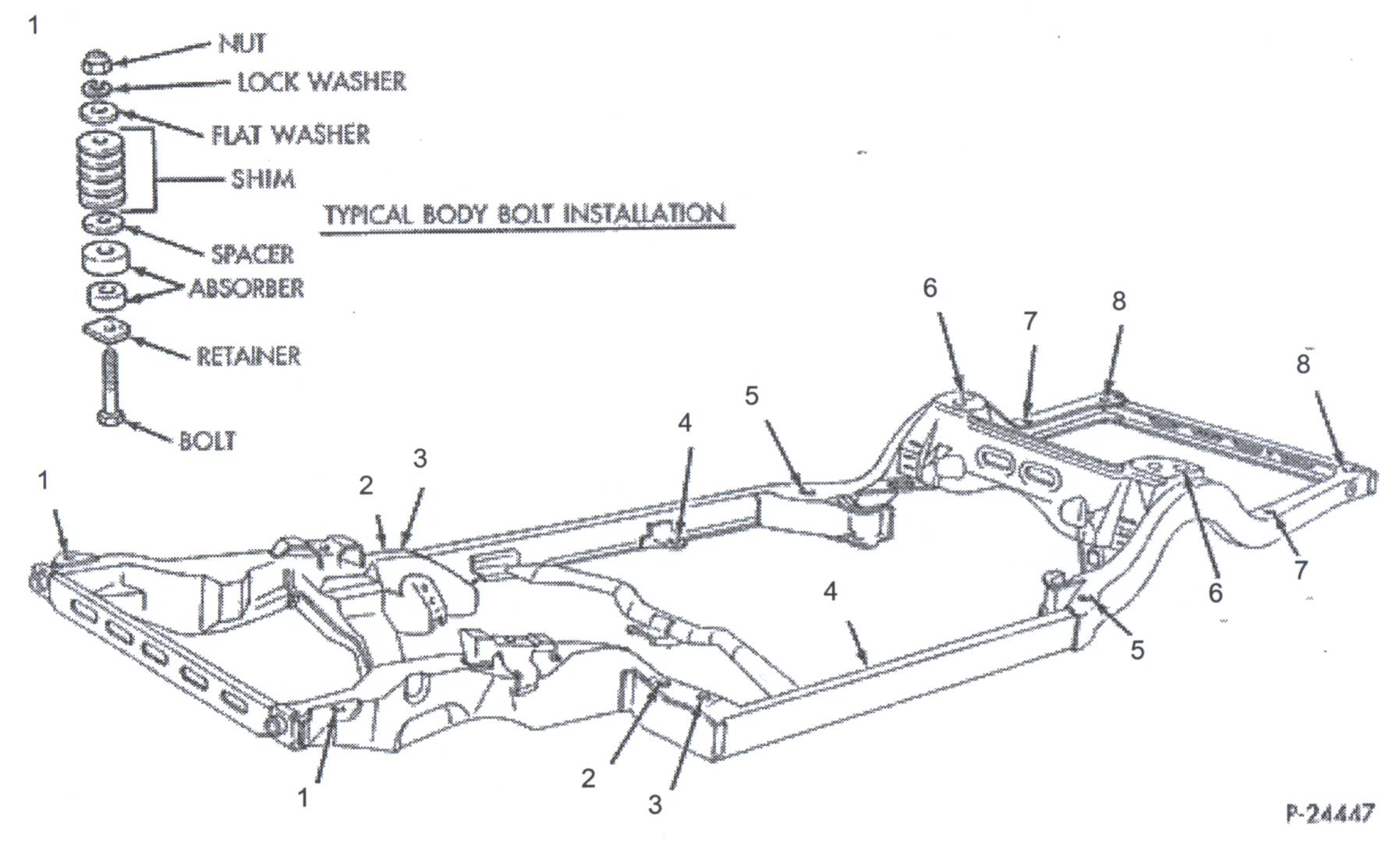 1996 ford crown victoria suspension diagram  ford  auto