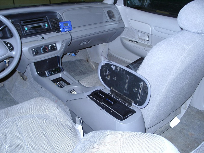 Lincoln Town Car Seats In Crown Vic