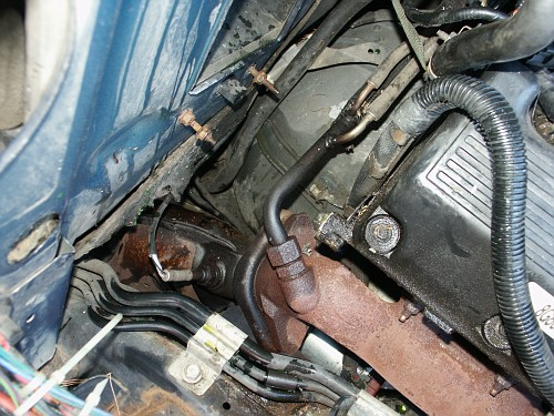 Ford Crown Victoria Battery Cables