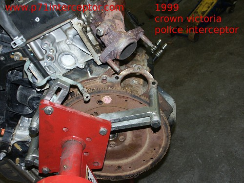 Ford Crown Victoria P71 46l 3bolt Starter Replacementrhidmsvcs: 2006 Lincoln Town Car Starter Location At Gmaili.net