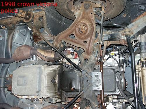 Ford Crown Victoria P71 46l 3bolt Starter Replacementrhidmsvcs: 1998 4 6 Ford Crown Victoria Starter Location At Gmaili.net