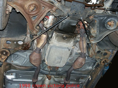 Ford Crown Victoria P71 46l 3bolt Starter Replacementrhidmsvcs: 1997 Ford Mustang Starter Location At Gmaili.net