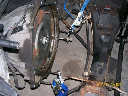 Ford Crown Victoria P71 46l 3bolt Starter Replacementrhidmsvcs: 1995 Mercury Grand Marquis Starter Location At Elf-jo.com