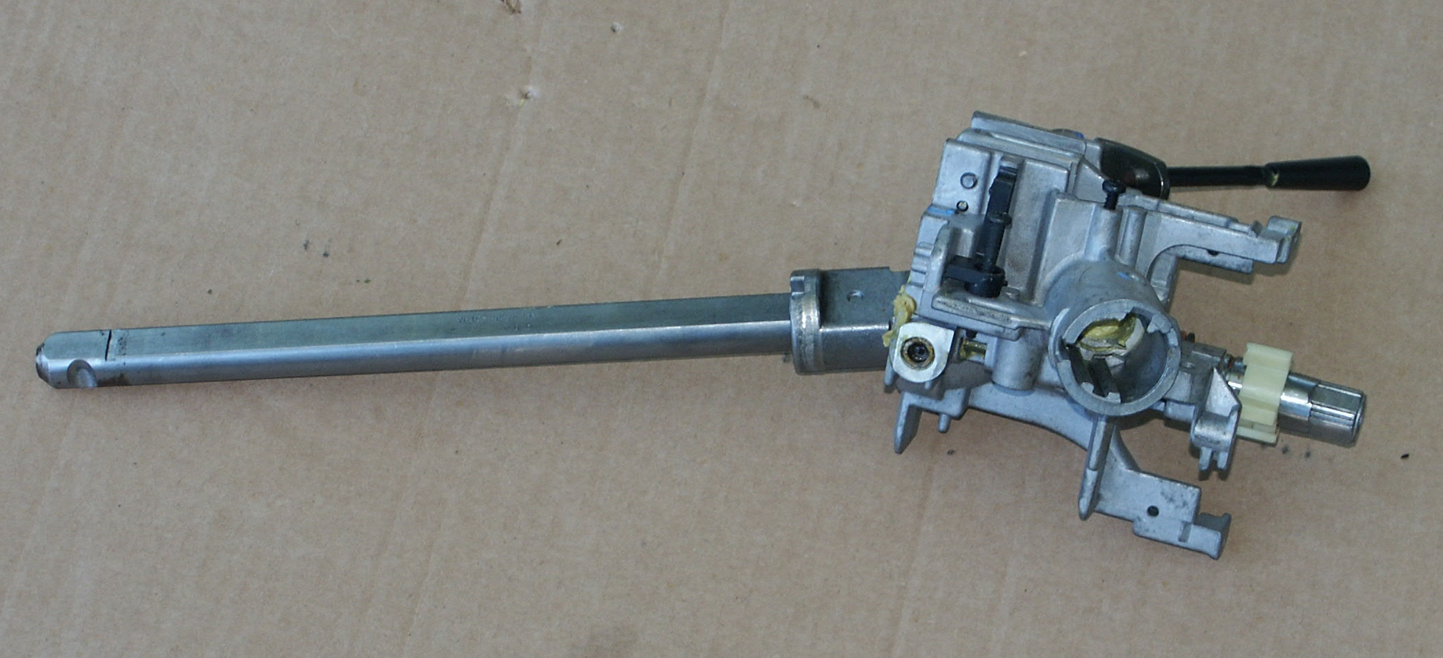 Ford Steering Column : Ford taurus steering column pictures