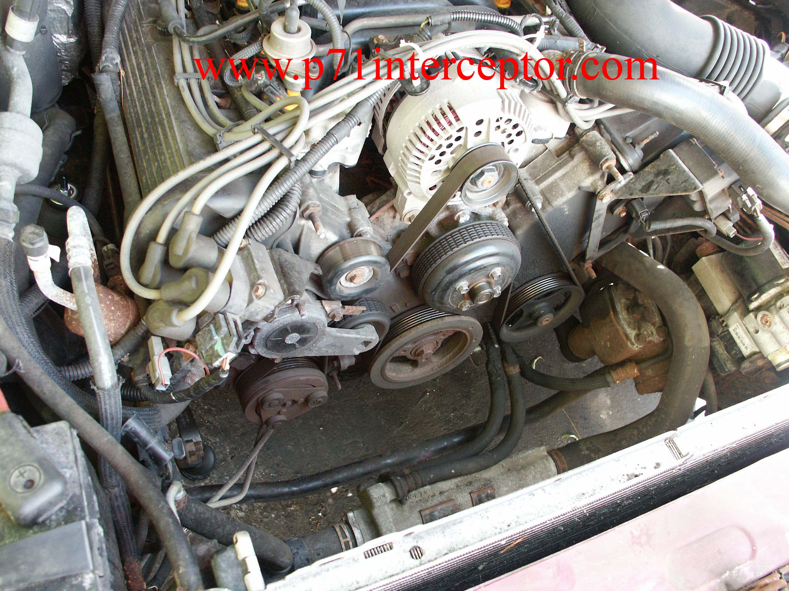 20+ 2001 Mercury Grand Marquis Serpentine Belt Diagram