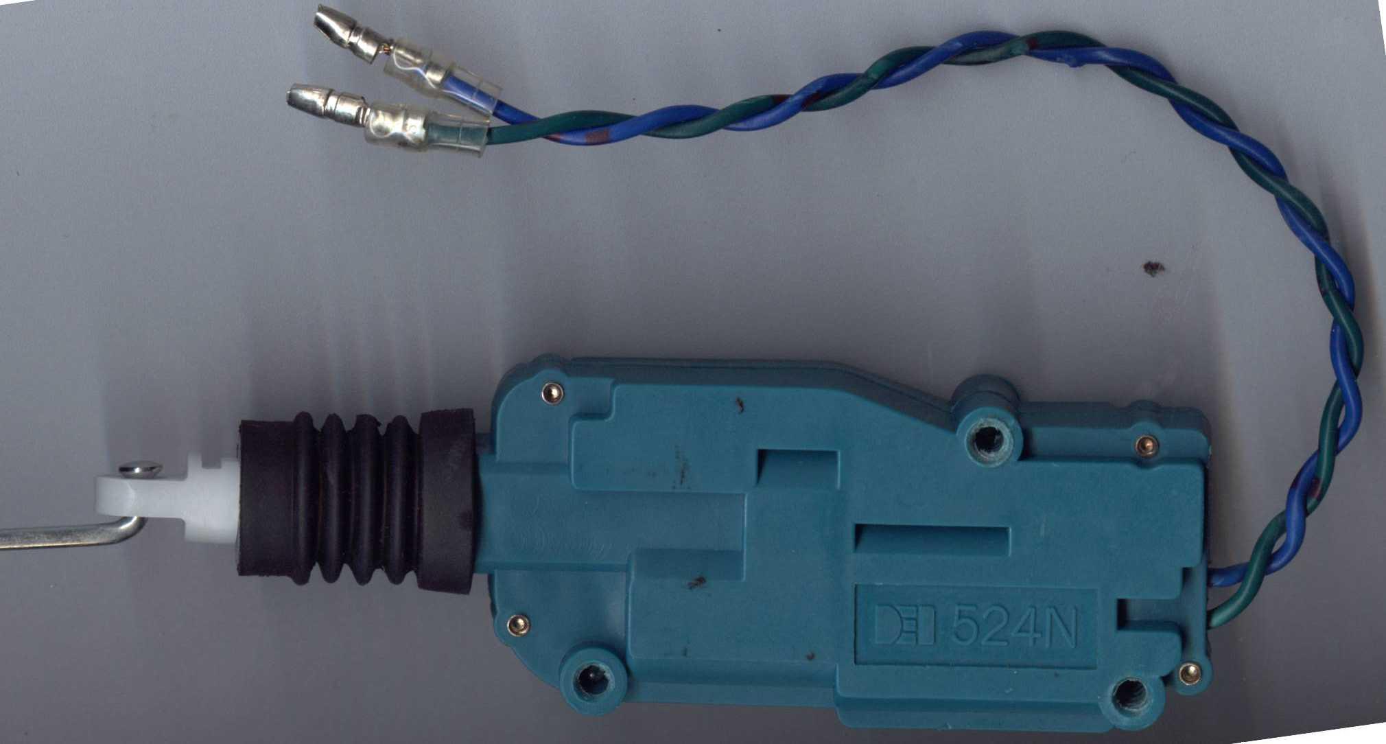 Thirdgen Stuff Gm Door Lock Actuator Wiring Optional Parts