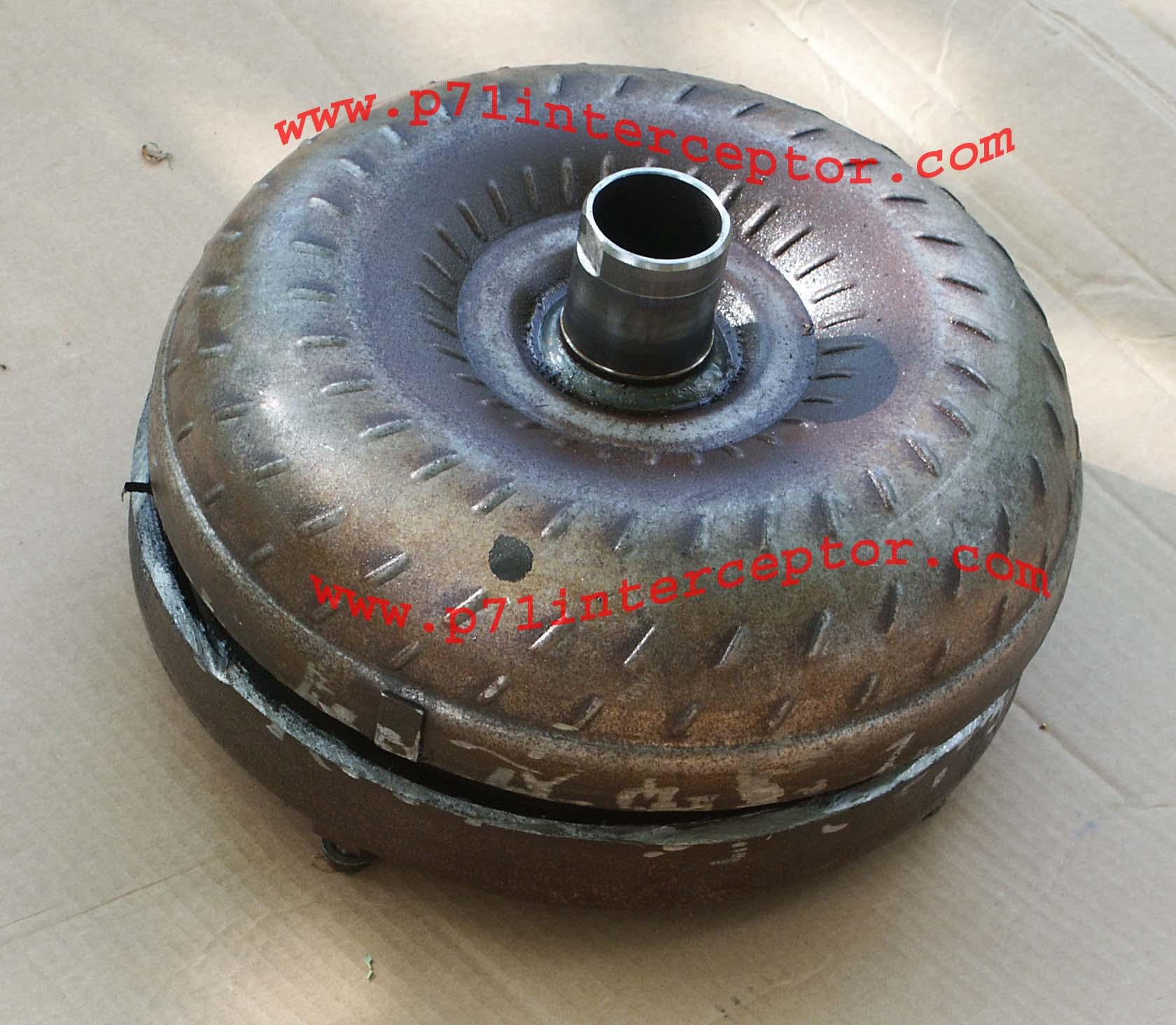 best torque converter for 4r70w