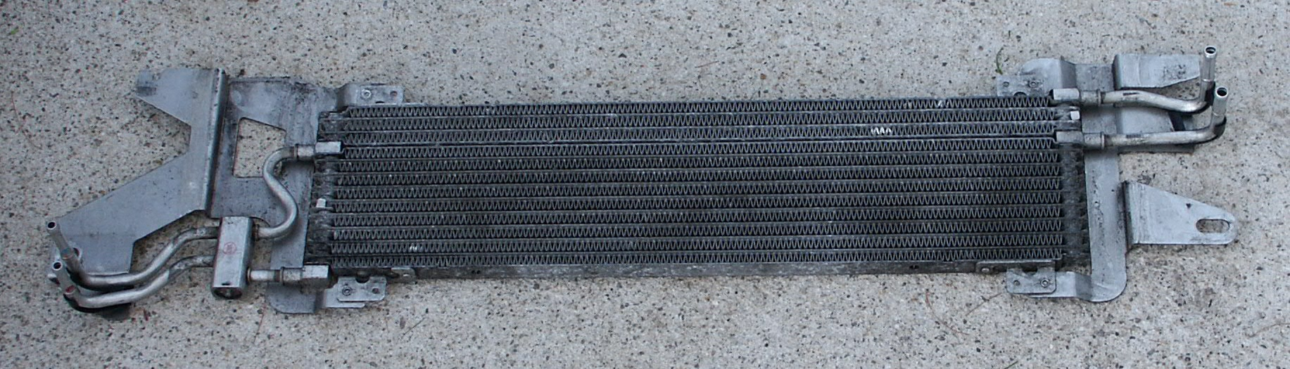 Below Are Some Pictures Of A Transmission Oil Cooler From 1999 Ford Crown Victoria