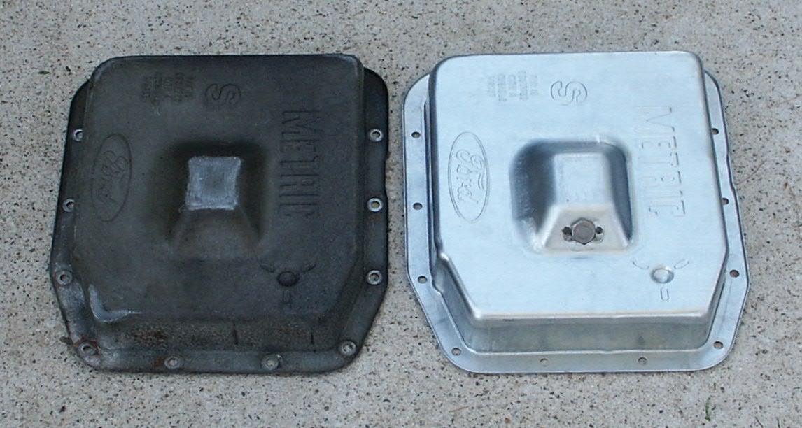 4r70w transmission pan bolt size