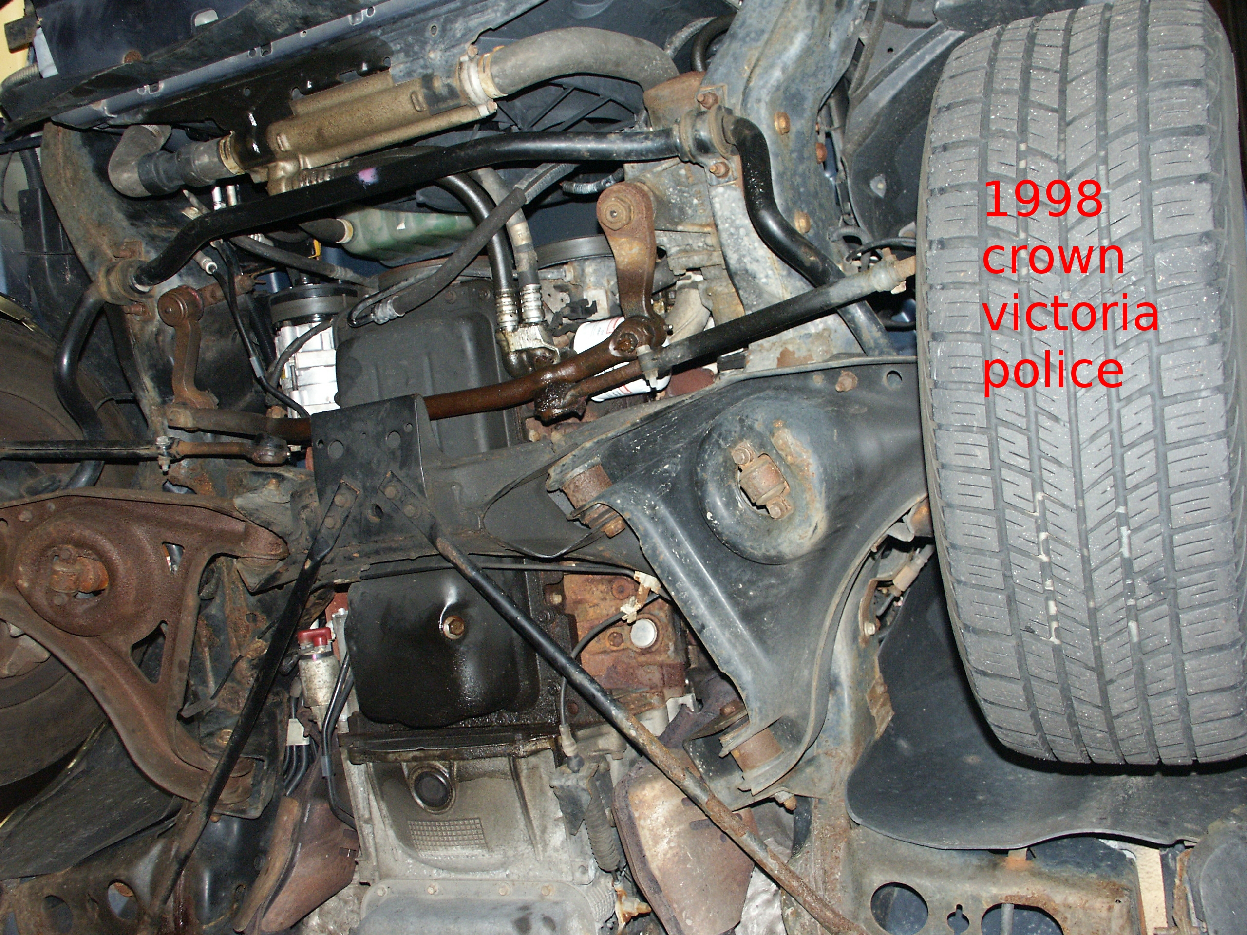 Diagram Of 2005 Ford Escape Rear Suspension Schematics Data Wiring 2001 End From The Factory These Cars Used Quot Lubed For Life Images Frompo Control Arm