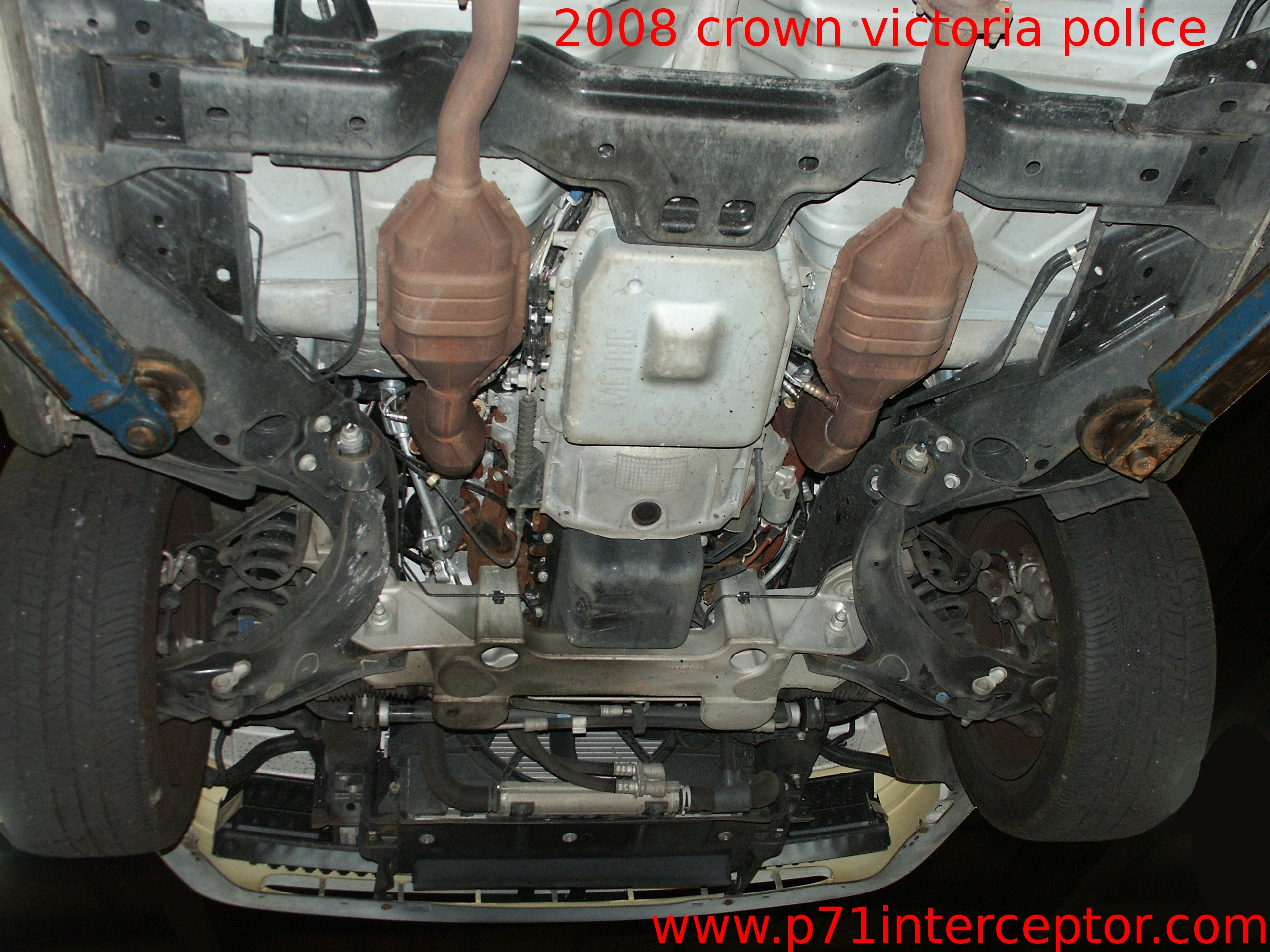2008 ford crown victoria undercar picture scrapbook pooptronica Choice Image