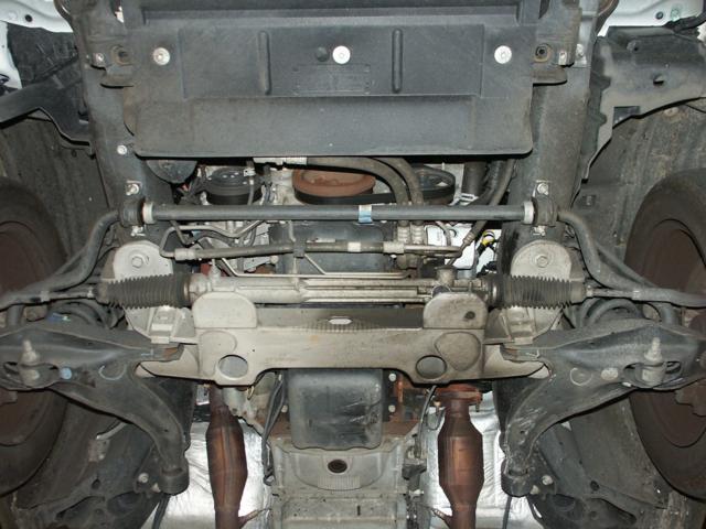 2008 Ford Crown Victoria Undercar Picture Scrapbook